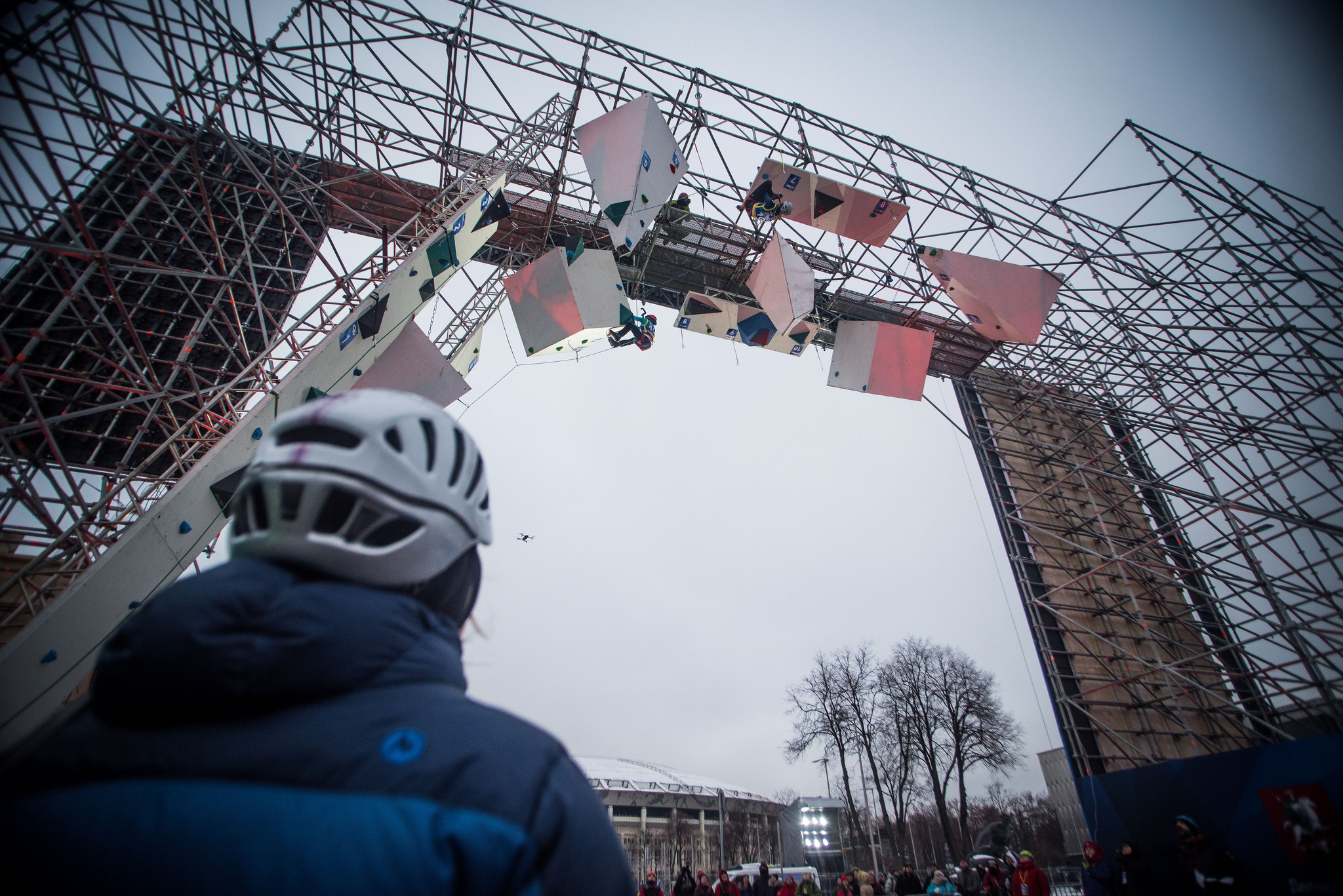 Russians clinch titles at Ice Climbing World Combined Championships