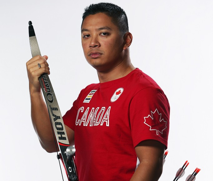 Duenas backs up qualifying performance to win Indoor Archery World Series gold in Rome