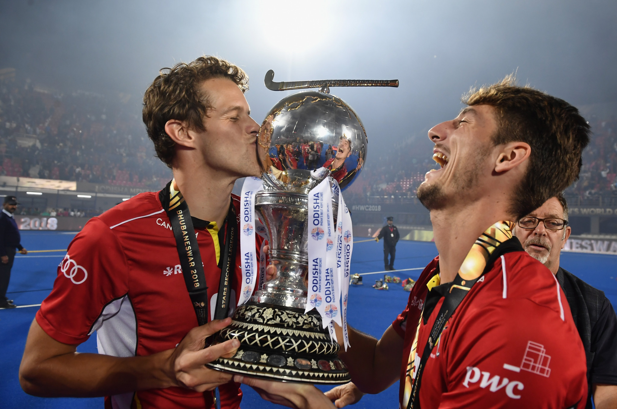 Belgium take top spot in men's FIH world rankings for first time after World Cup win
