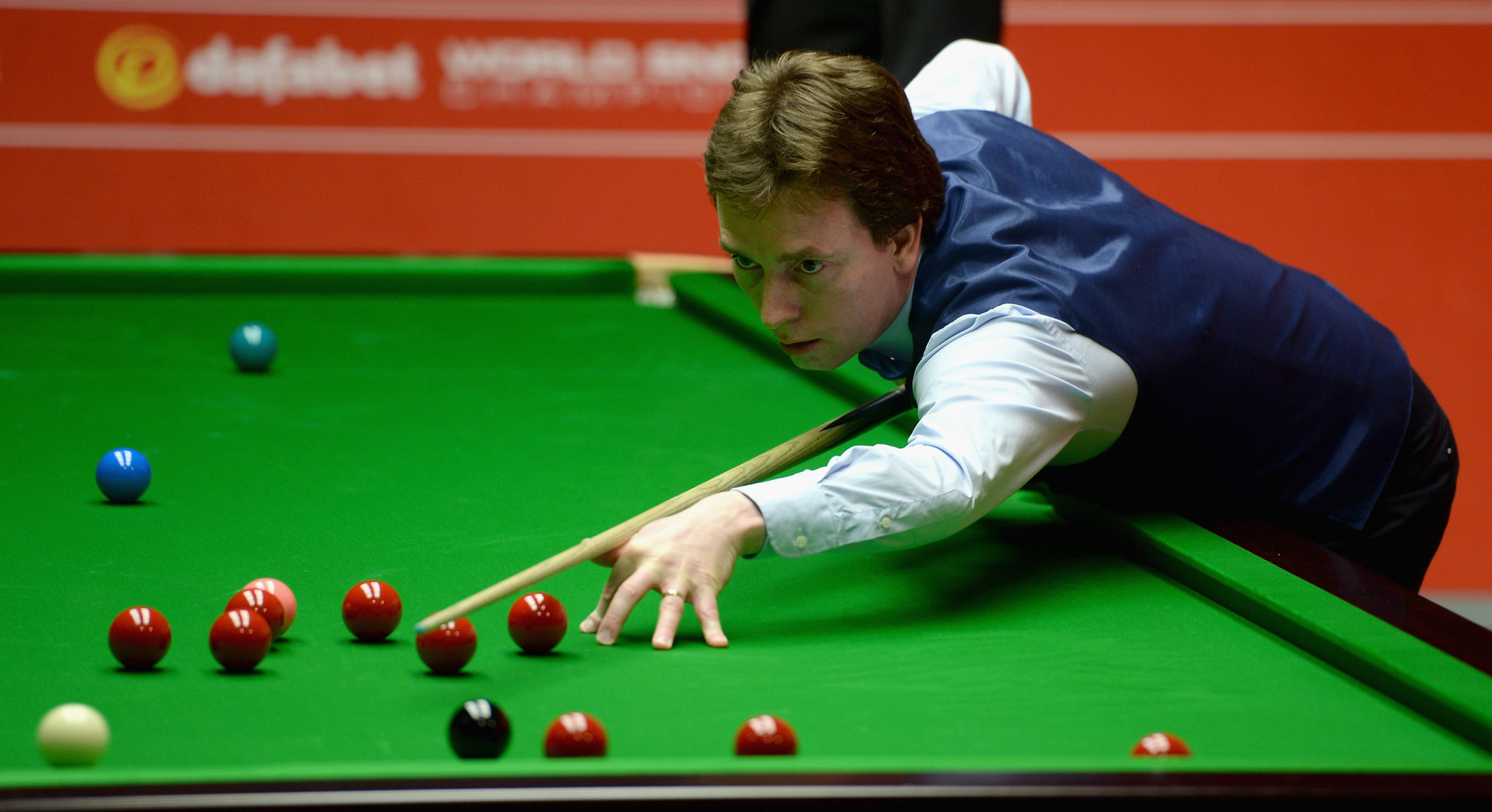 Ireland's Ken Doherty as been re-elected to the WPBSA board of directors as a player director, a role he has held since 2012, the world governing body's Annual General Meeting in Glasgow ©Getty Images
