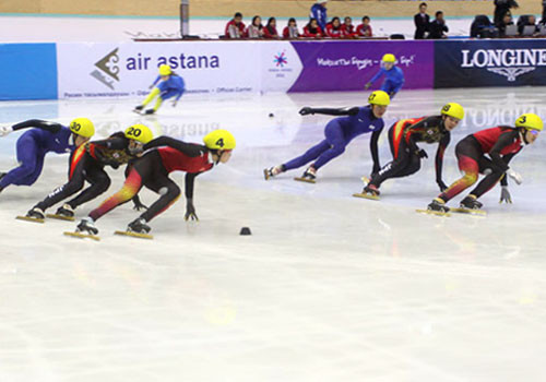Two cities in Kazakhstan, Astana and Almaty, hosted the 2011 Asian Winter Games ©OCA