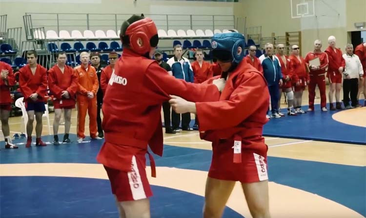 Footage shot for blind sambo documentary