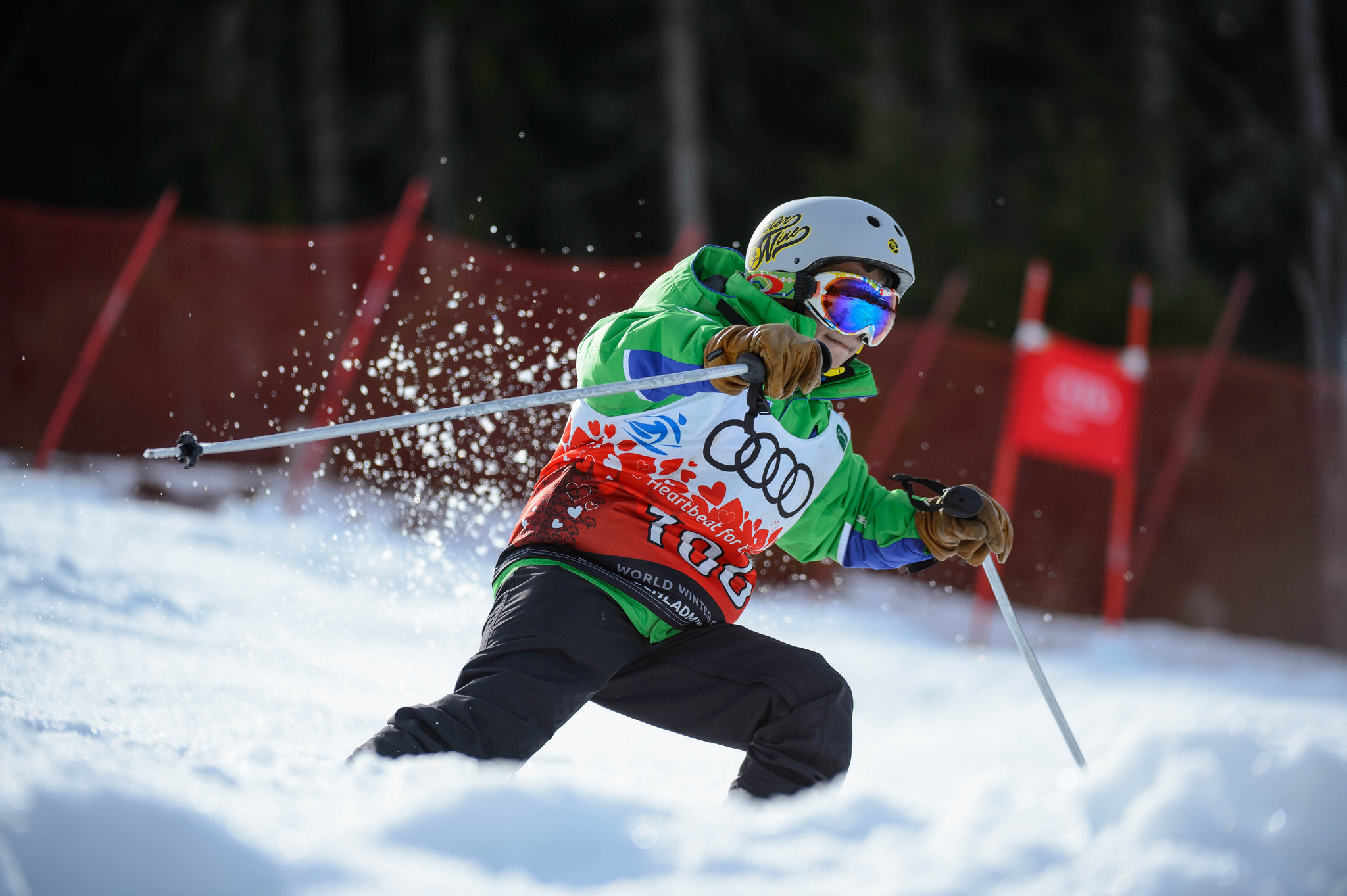 Sweden named as host of 2021 Special Olympics World Winter Games