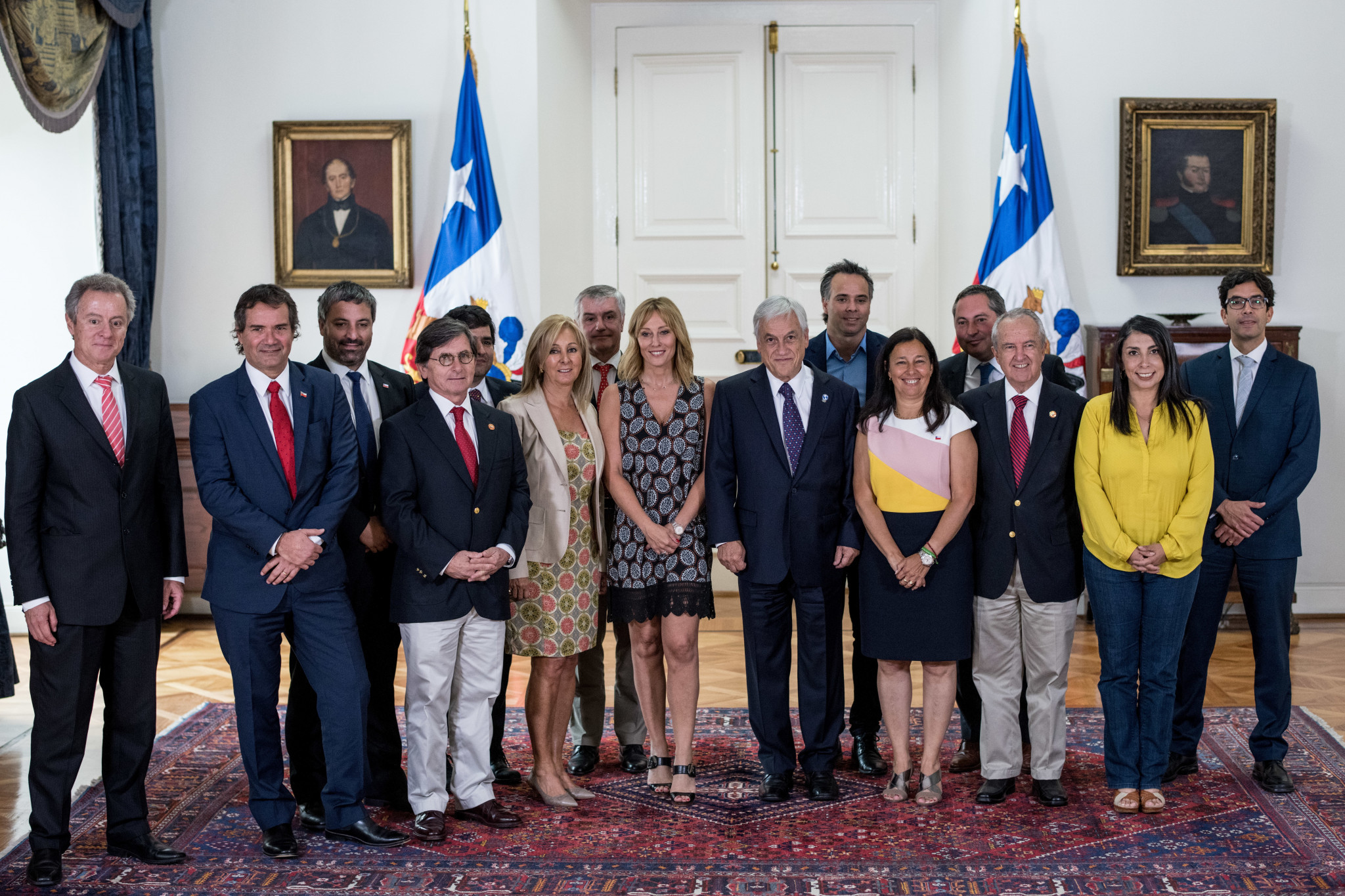 The Organising Committee for the 2023 Pan American and Parapan American Games in Santiago has been officially unveiled ©Panam Sports