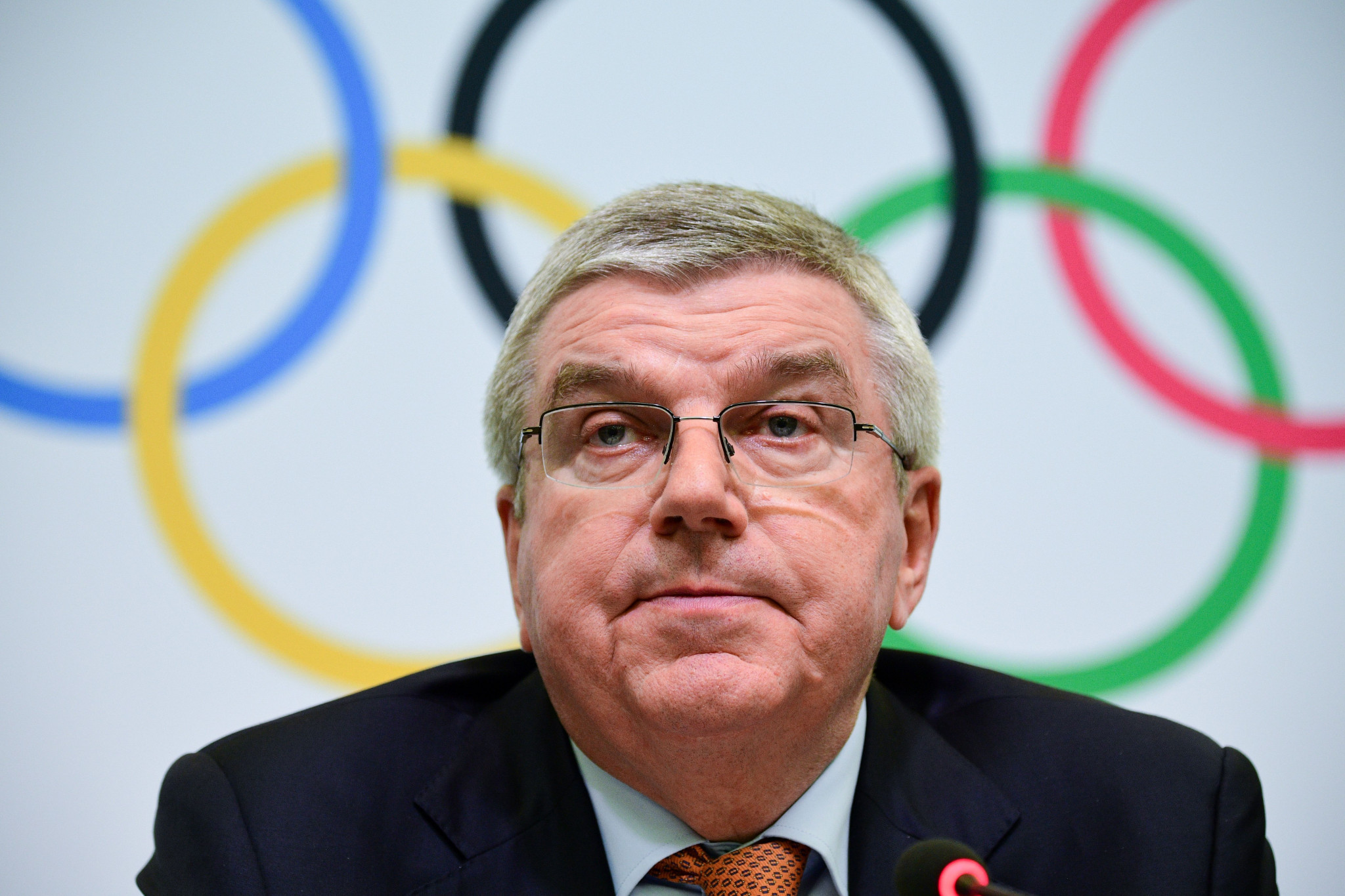 IOC President Thomas Bach last month warned of the threat posed by commercial enterprises ©Getty Images