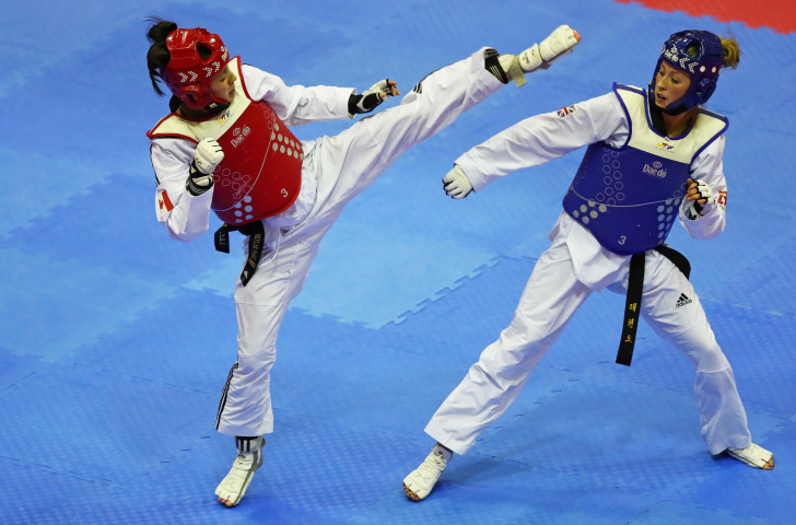 Captain Sports will supply scoring technology for the Taekwondo Canada National Championships ©Getty Images