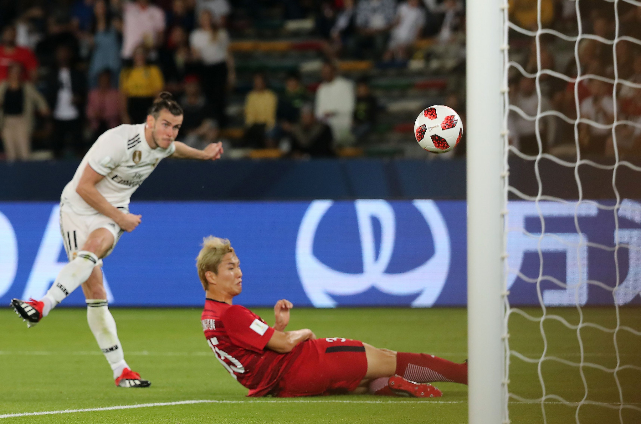 Bale hat-trick sees Real Madrid power past Kashima Antlers at FIFA Club World Cup