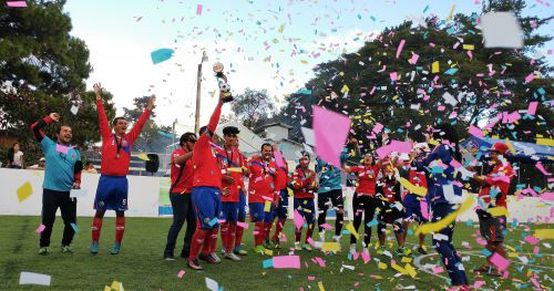 Costa Rica triumphed at the inaugural edition of the IBSA Blind Football Central American Championships in Guatemala City ©IBSA