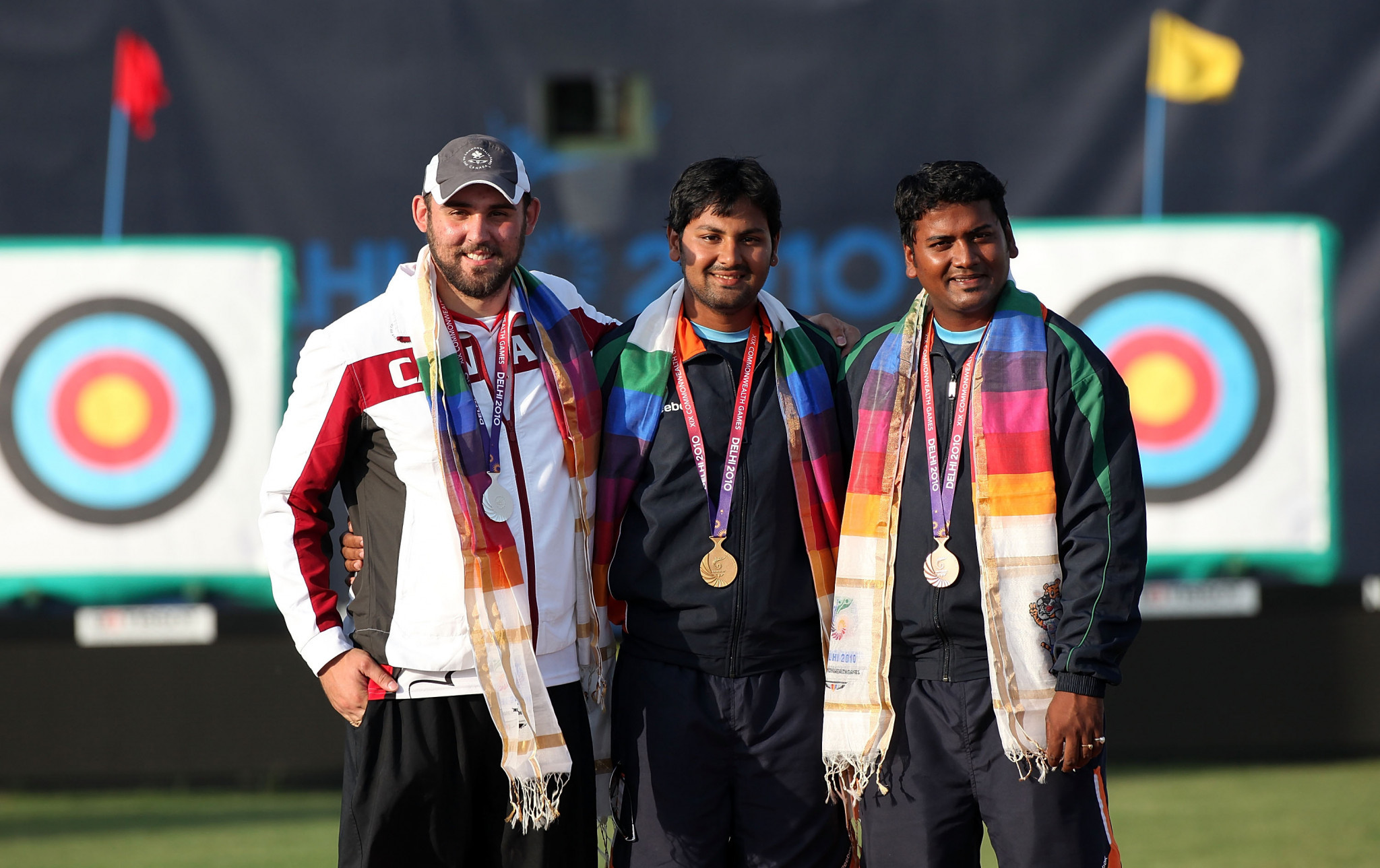 Archery has featured at the Commonwealth Games twice before, most recently at Delhi 2010 ©Getty Images