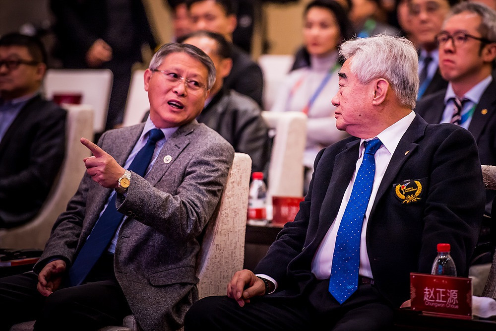 ITF President vows to work hard with World Taekwondo to develop sport