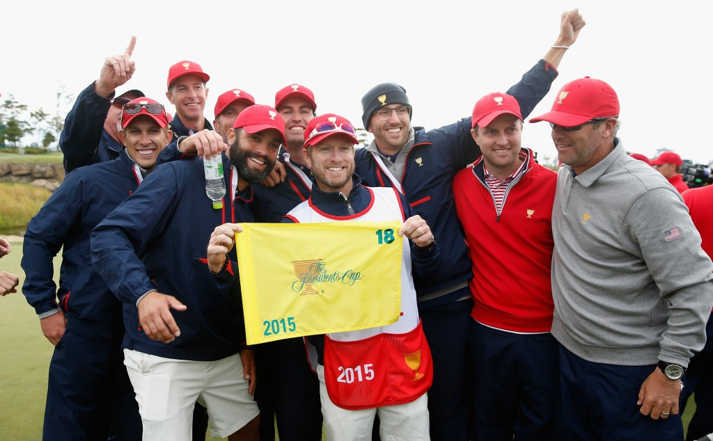 United States secure sixth successive Presidents Cup title on the final hole
