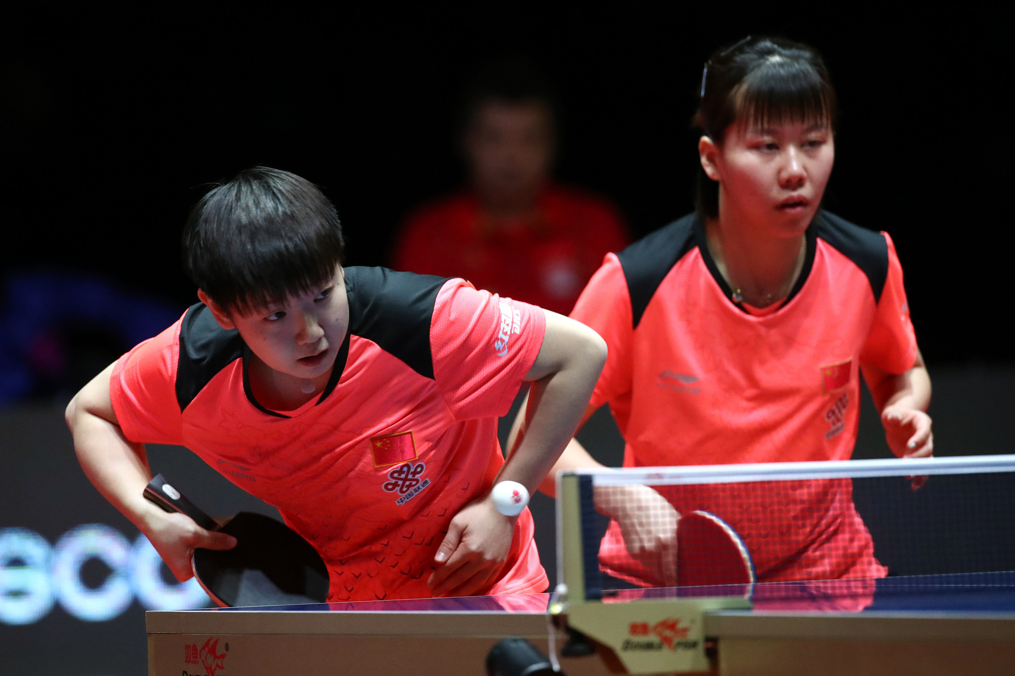 The ITTF Executive Committee met during the World Tour Grand Finals in Incheon ©ITTF