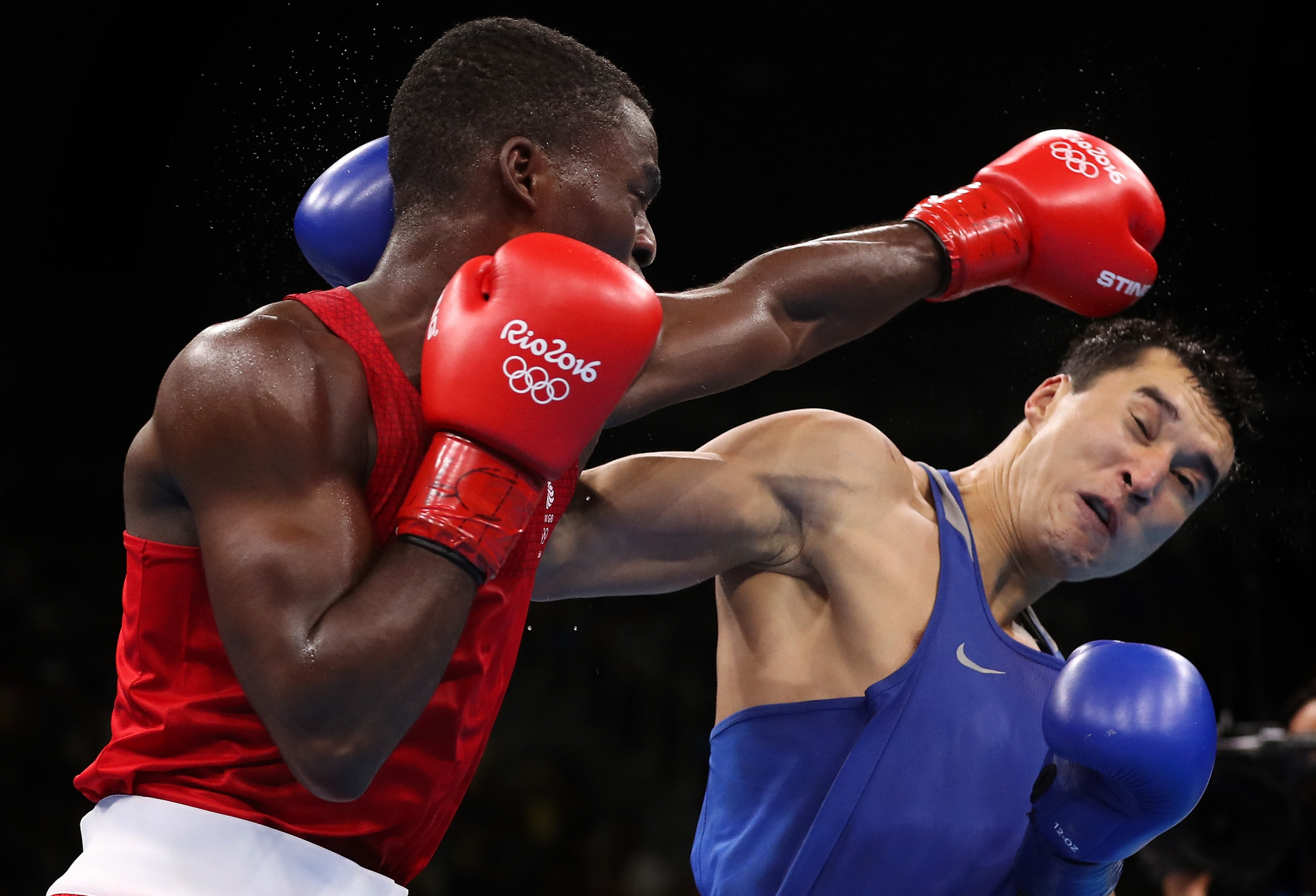Huge question marks remain over the future of Olympic boxing ©Getty Images