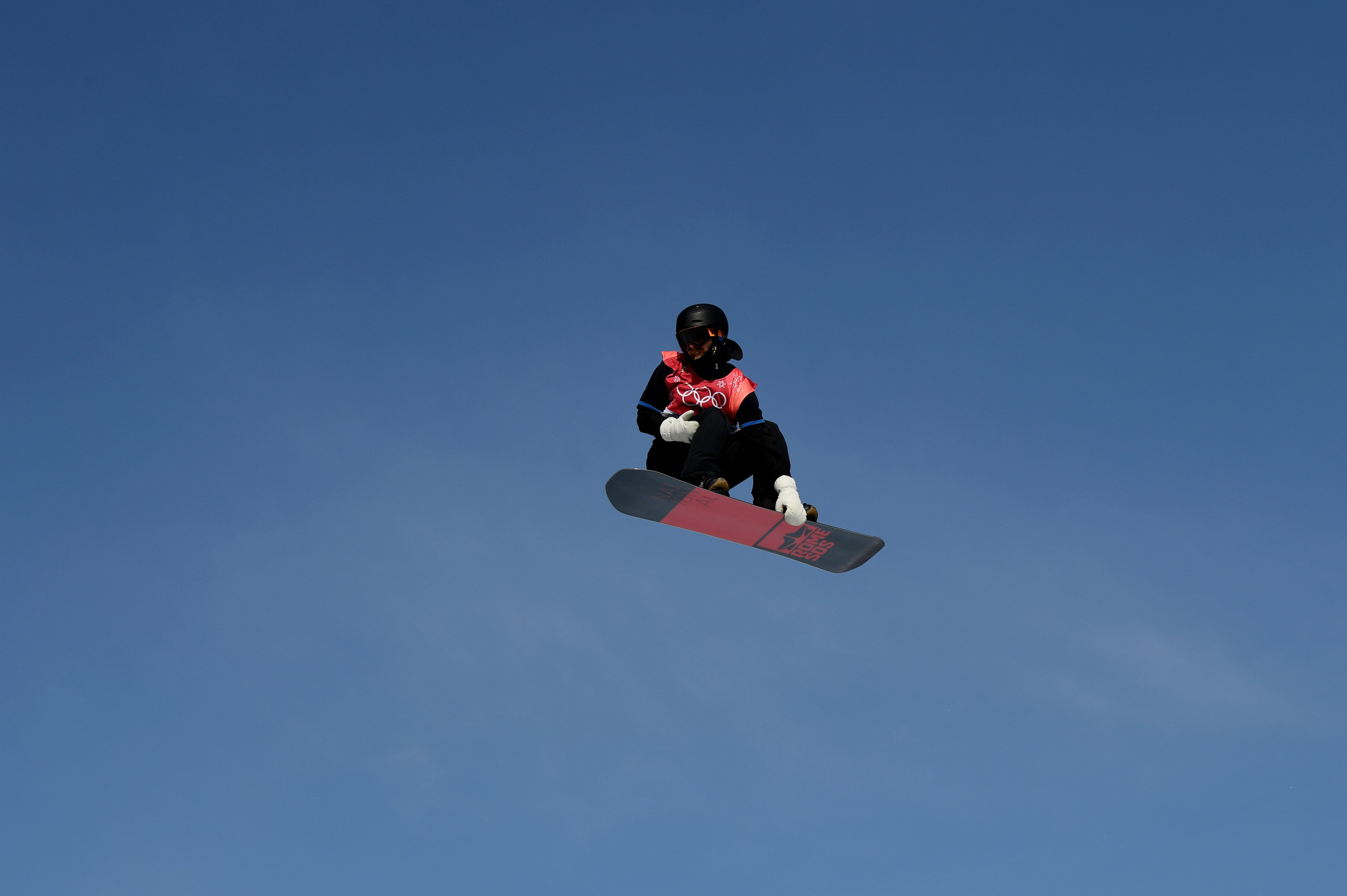 Sweden's Niklas Mattsson was the best performer in qualification for the men's snowboard event ©Getty Images
