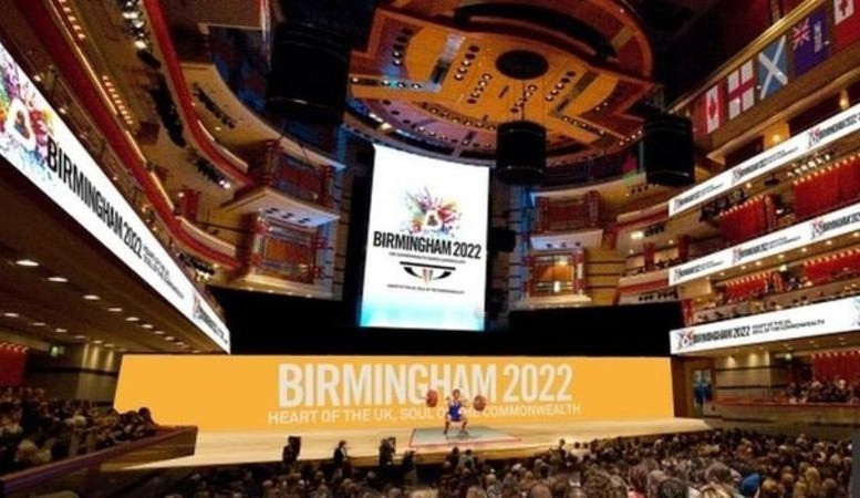 Birmingham was awarded the Commonwealth Games a year ago ©Birmingham 2022