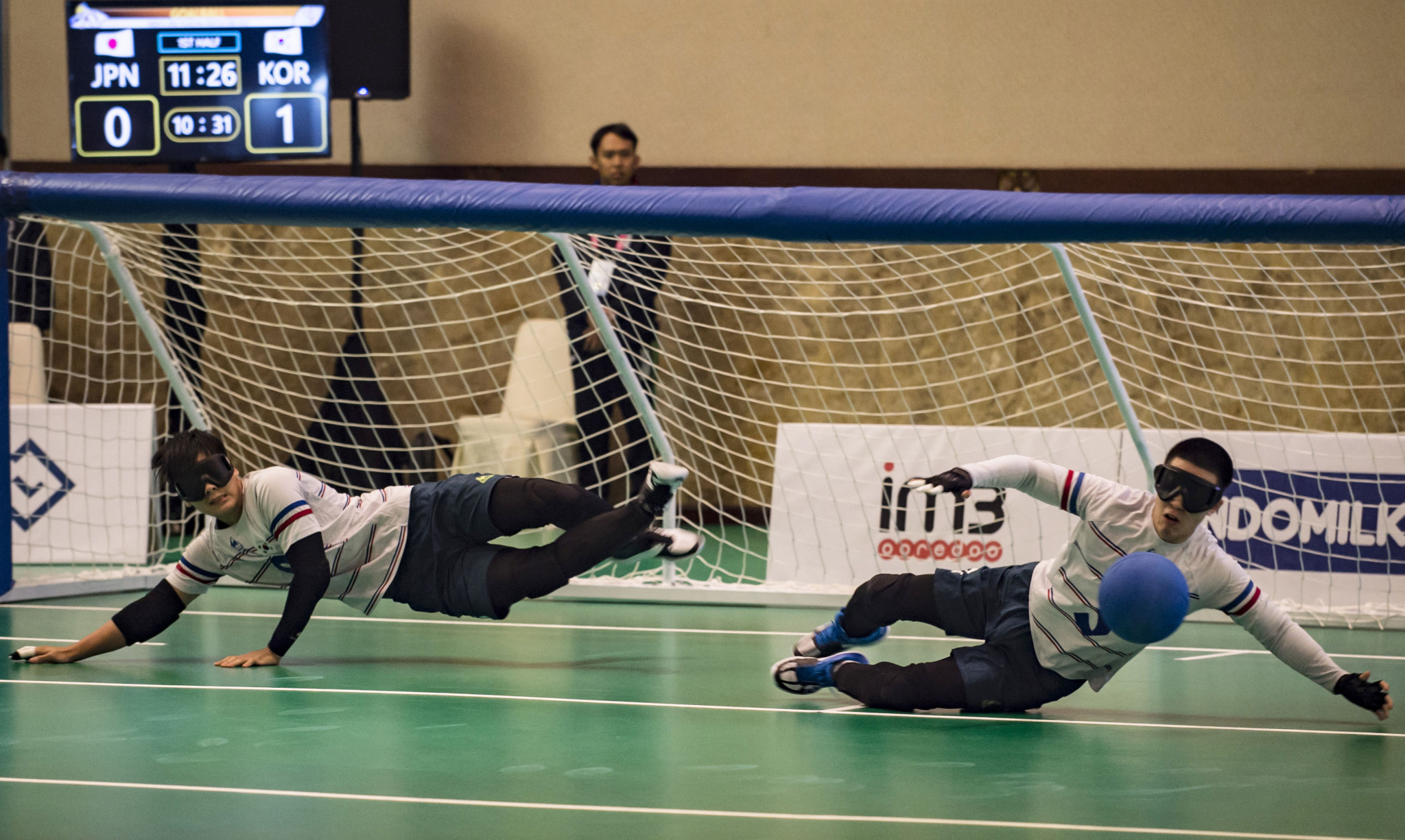 Paralympic qualification will be the key focus for goalball in 2019 ©Getty Images