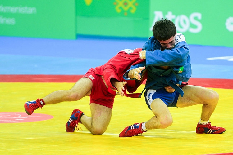 Turkmenistan has crowned its national sambo champions after a tournament in capital Ashgabat ©FIAS