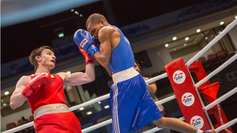 2015 AIBA World Boxing Championships: Day six of competition