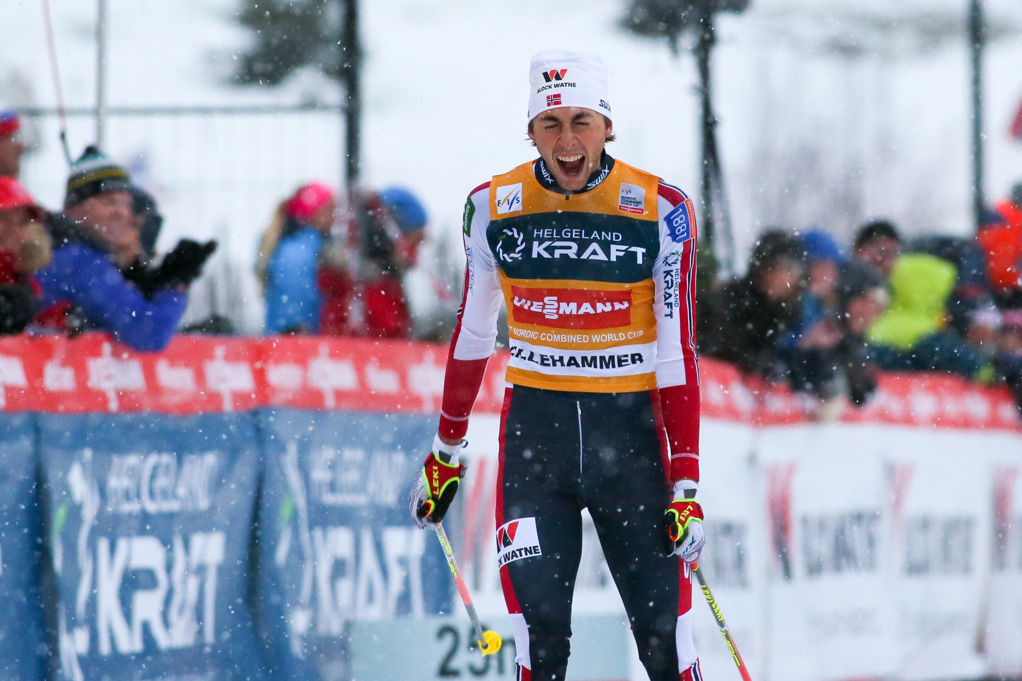 Riiber looking to shine again as Nordic Combined World Cup continues in Ramsau