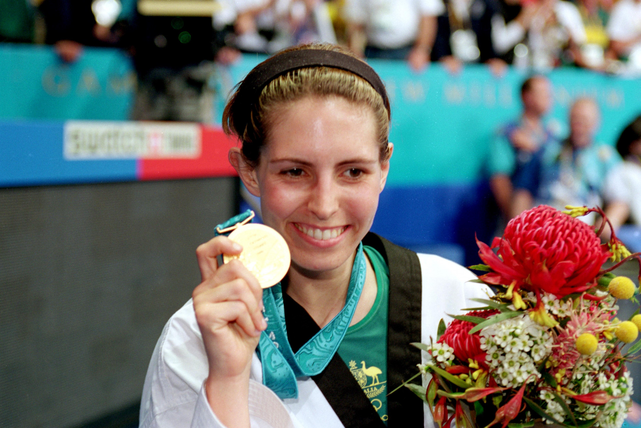 Australian Olympic taekwondo champion asks athletes for help with PhD