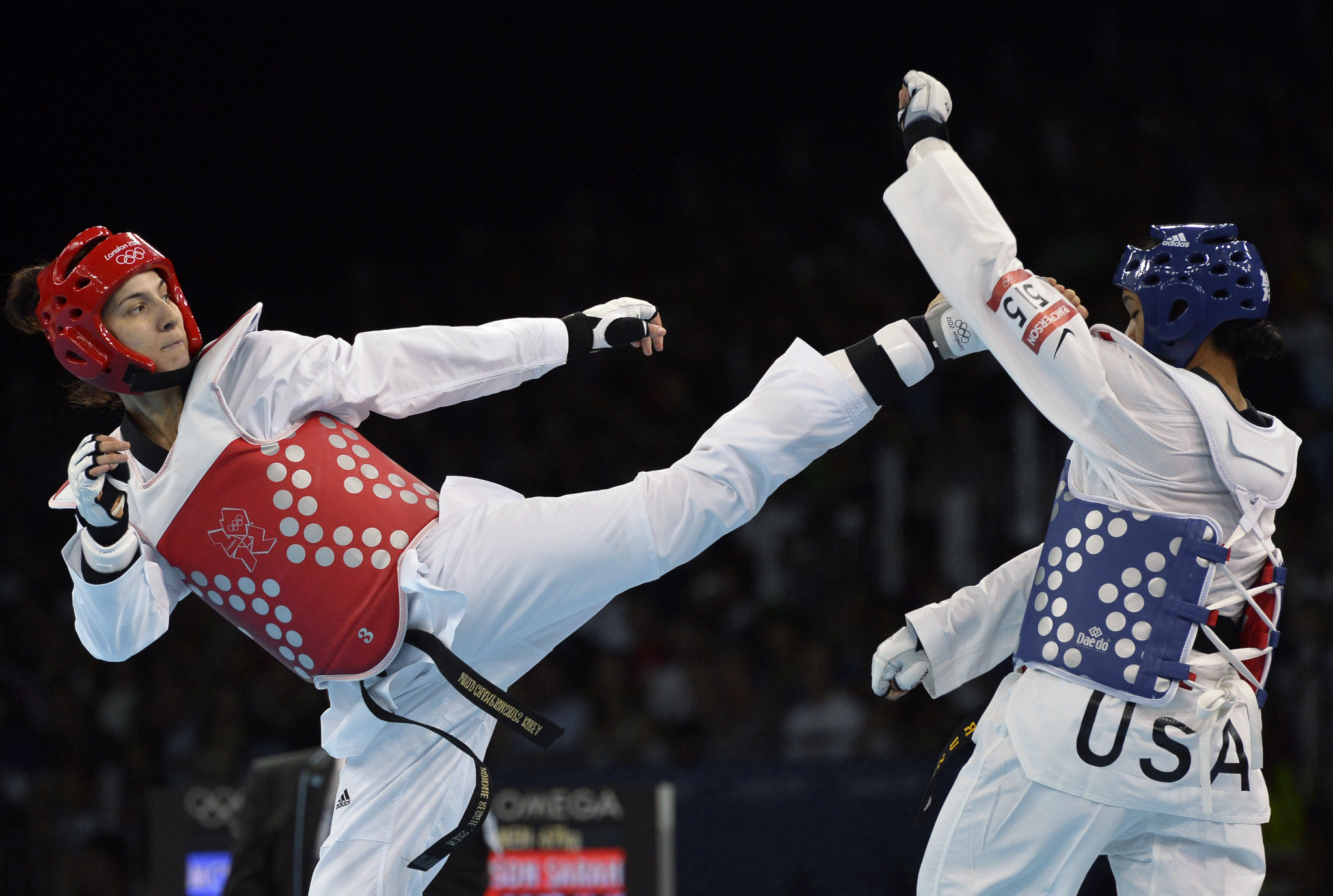 Sarah Stevenson is stepping down from her coaching role with GB Taekwondo ©GB Taekwondo