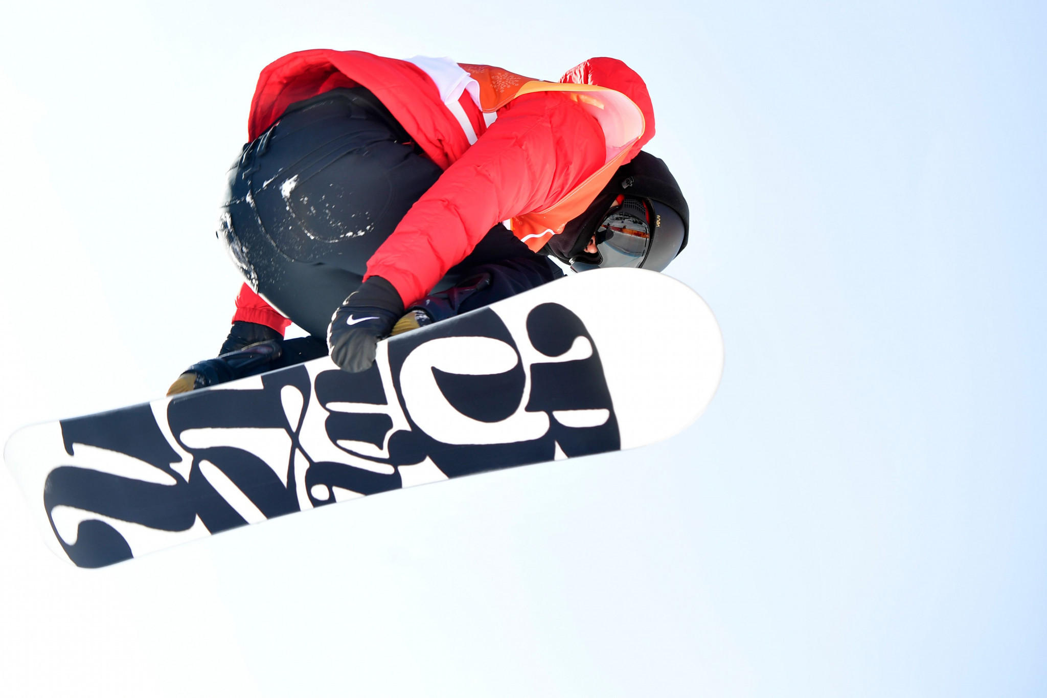 Cai Xuetong has won Halfpipe World Cup gold on home snow at Secret Garden in Hebei province ©Getty Images