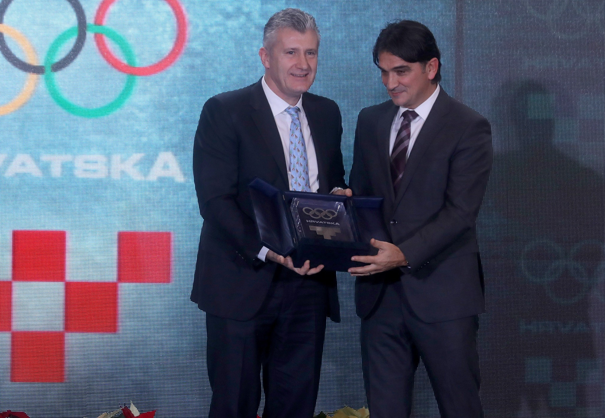 Croatian Olympic Committee hold annual awards on Great Day of Croatian Sport
