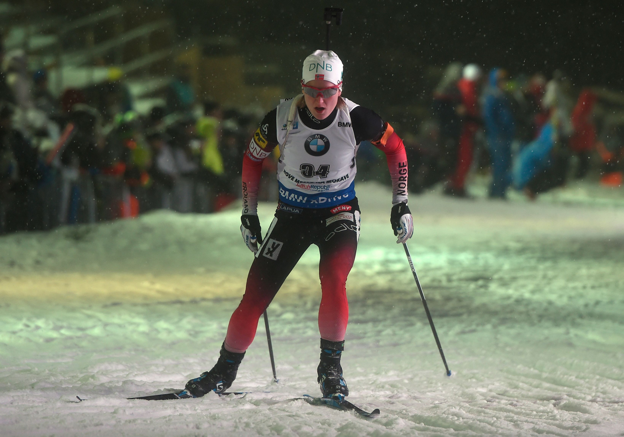 Røiseland clinches maiden IBU World Cup title with sprint success in Nové Město