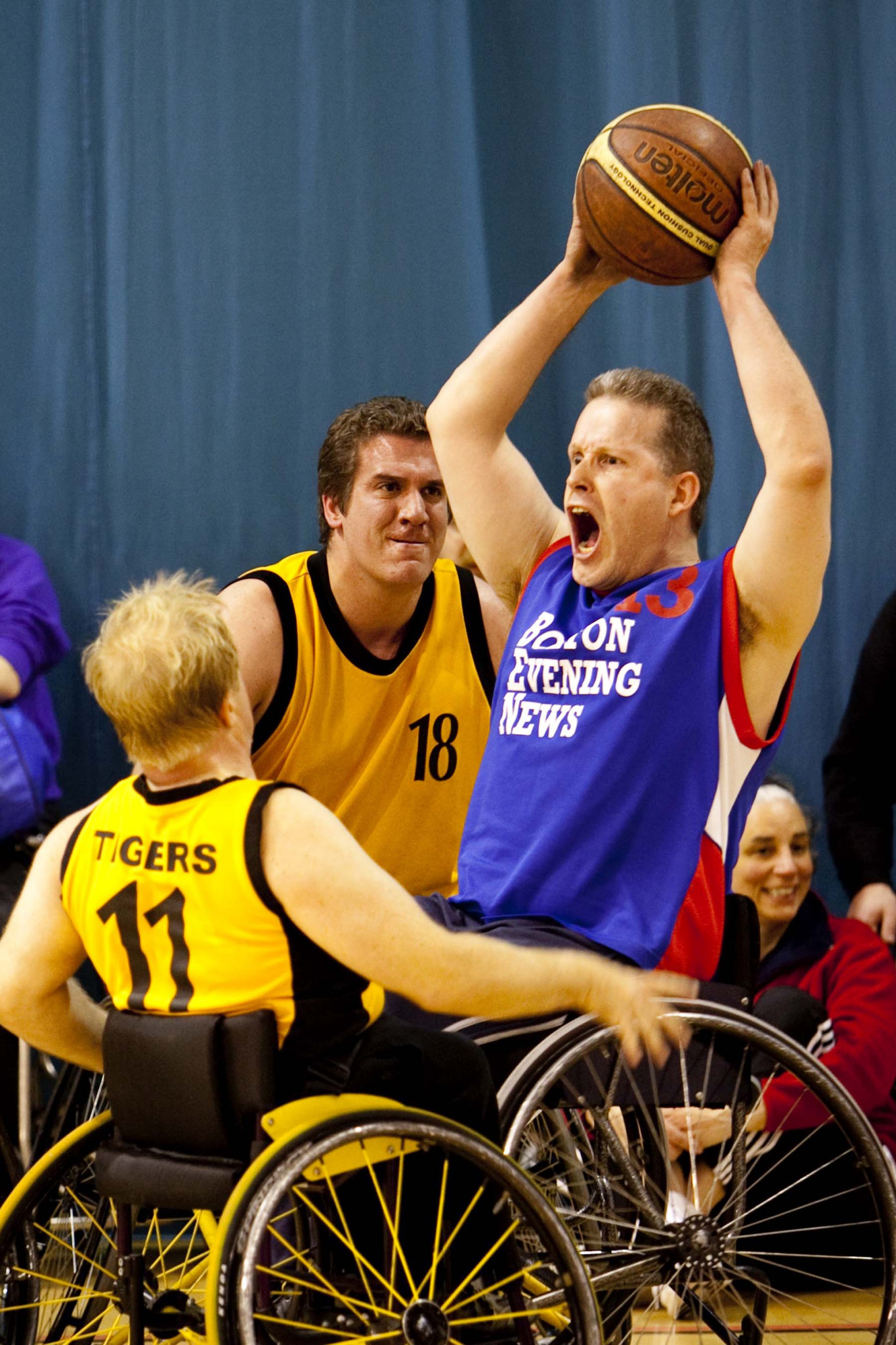 British Wheelchair Basketball is the representative body of wheelchair basketball in England, Northern Ireland, Scotland and Wales ©BWB