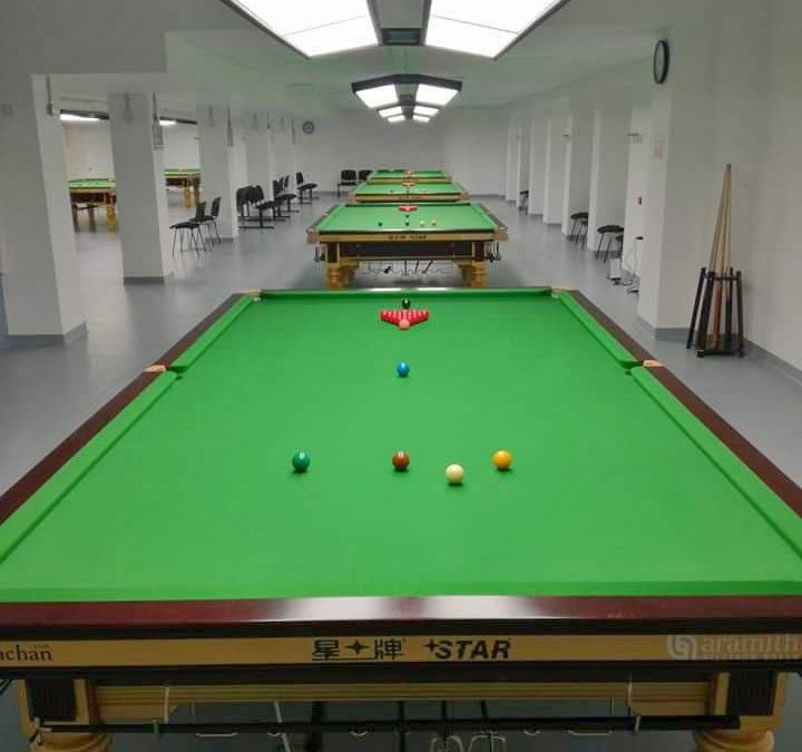 The Malta Snooker Academy has successfully opened ©WSF