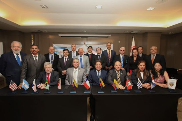 Quiñonez re-elected as South American Weightlifting Federation President as two women added to Executive Board