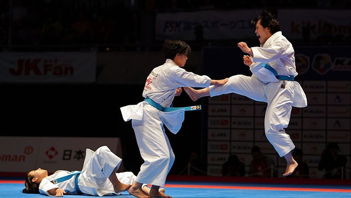 The World Karate Federation has pledged a better than ever Premier League season ©WKF