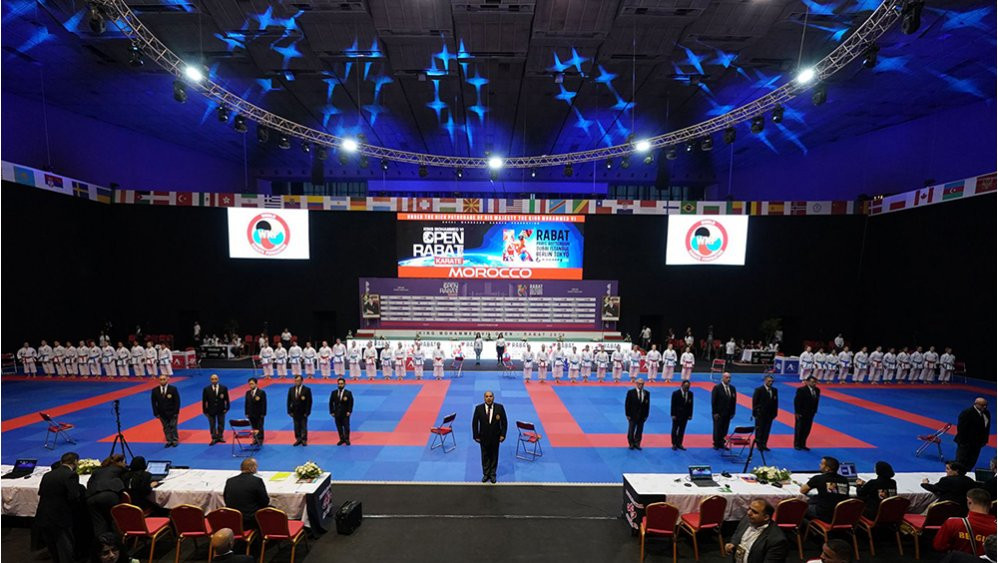 The Karate 1-Premier League is the sport's flagship circuit ©WKF
