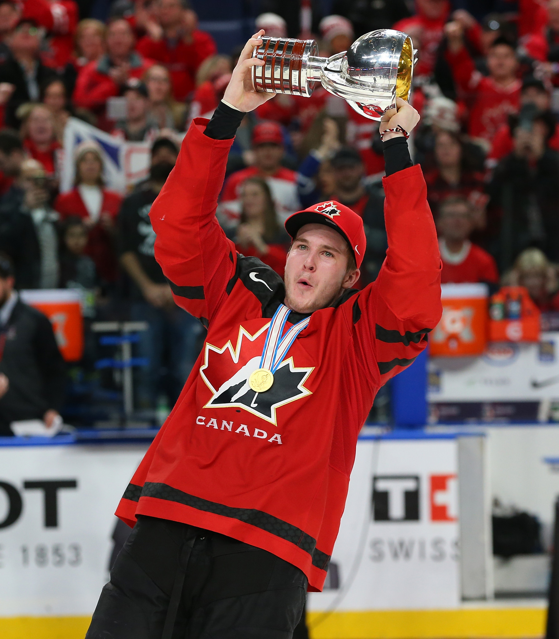 Canada won the 2018 tournament in Buffalo ©Getty Images