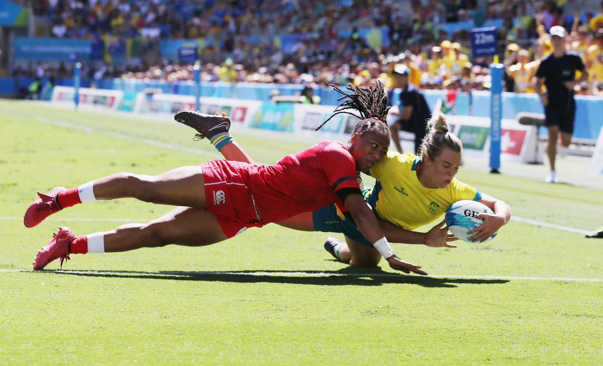 Rugby sevens took place on the concluding weekend  ©Getty Images