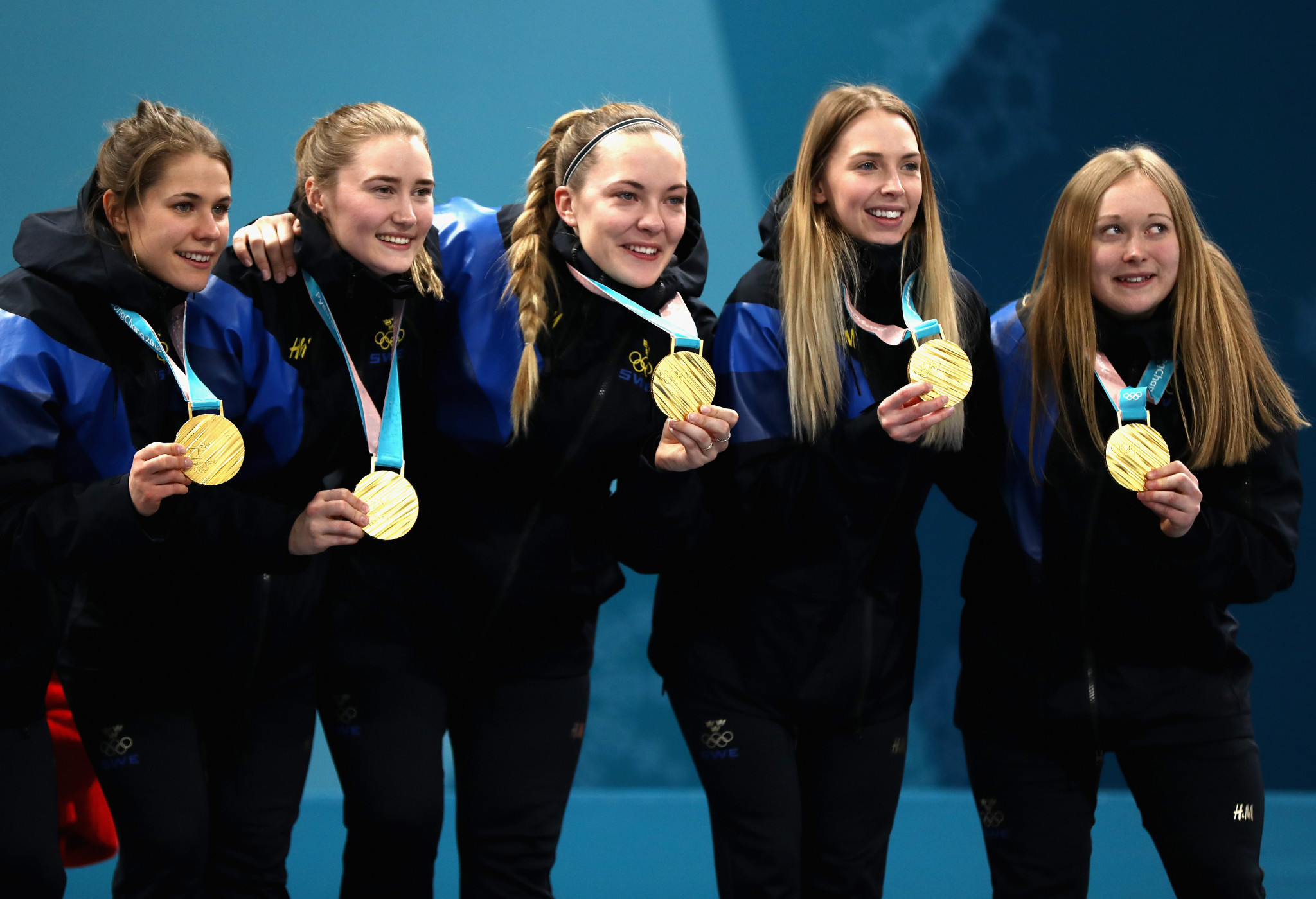 Sweden's Olympic champions will be among the teams in action in Denmark ©Getty Images