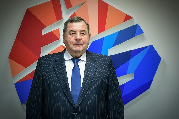 "FIAS President Vasily Shestakov has called 2018 a ""historic"" year for sambo ©FIAS"