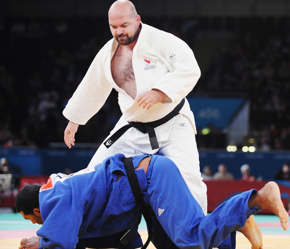 Retired Para-judo athlete Tony Walby has been elected chair of the Canadian Paralympic Committee's Athlete Council ©CPC
