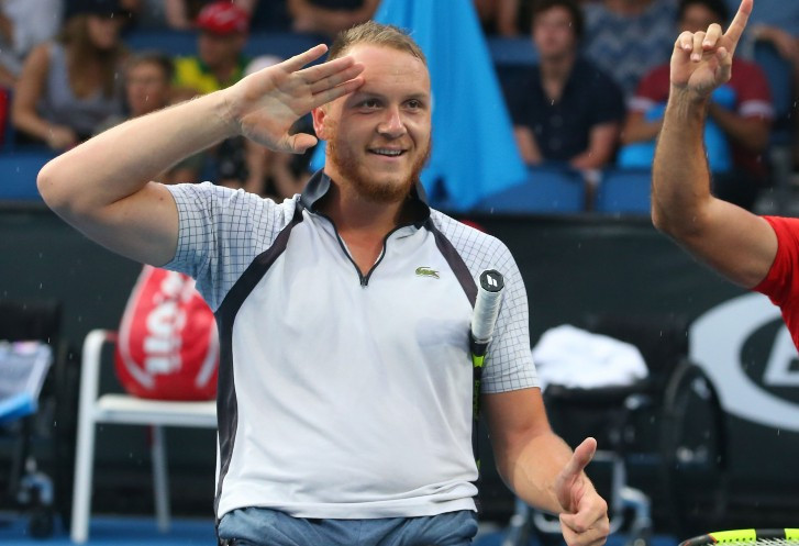 Peifer tops men's wheelchair tennis doubles rankings for first time