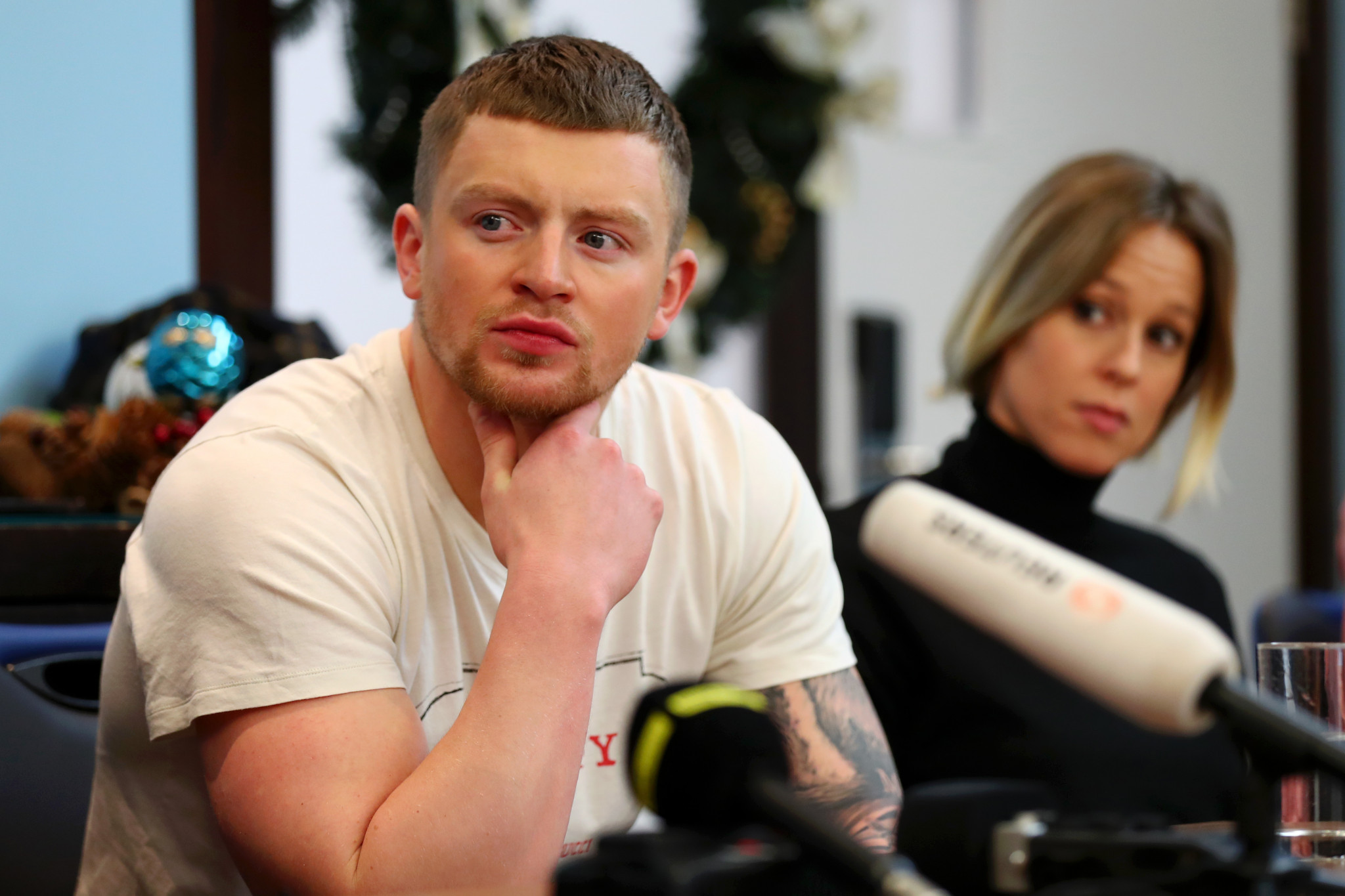 Adam Peaty was among 30 leading swimmers to attend an ISL summit in London last week ©Getty Images