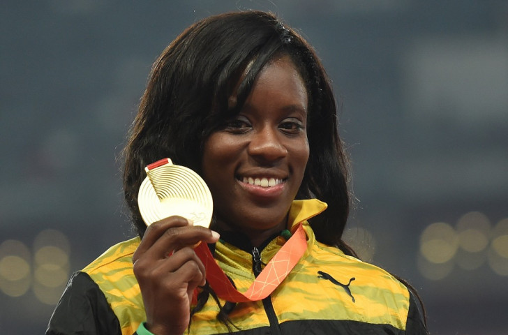 Jamaica's Danielle Williams, winner of the women's 100m hurdles at this year's IAAF World Championships, has backed the idea