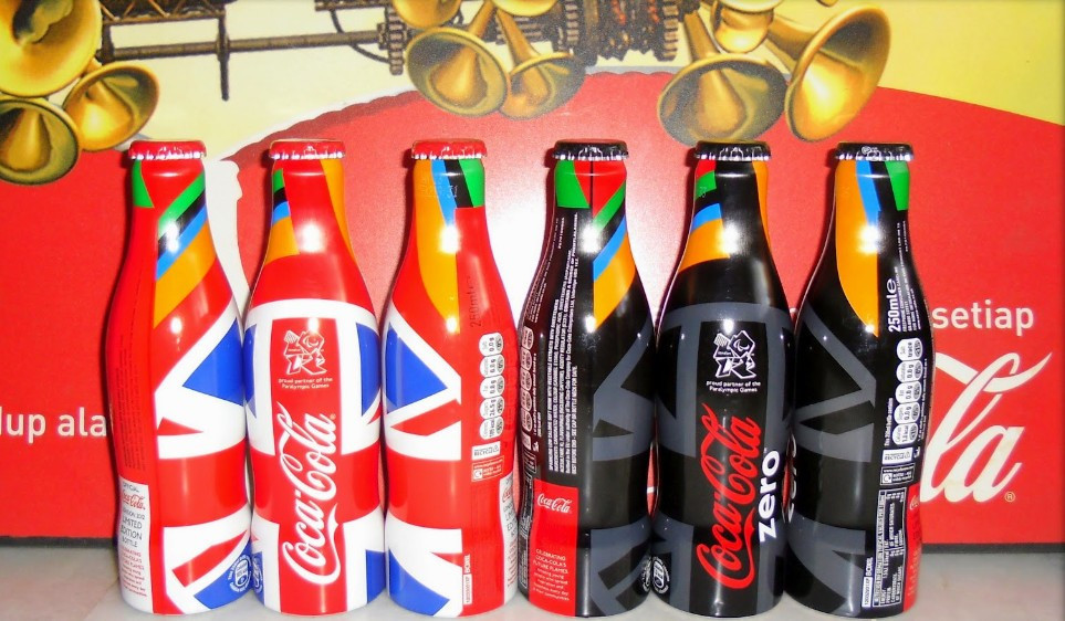Coca-Cola has sponsored every Olympic and Paralympic Games since Barcelona 1992 ©Coca-Cola