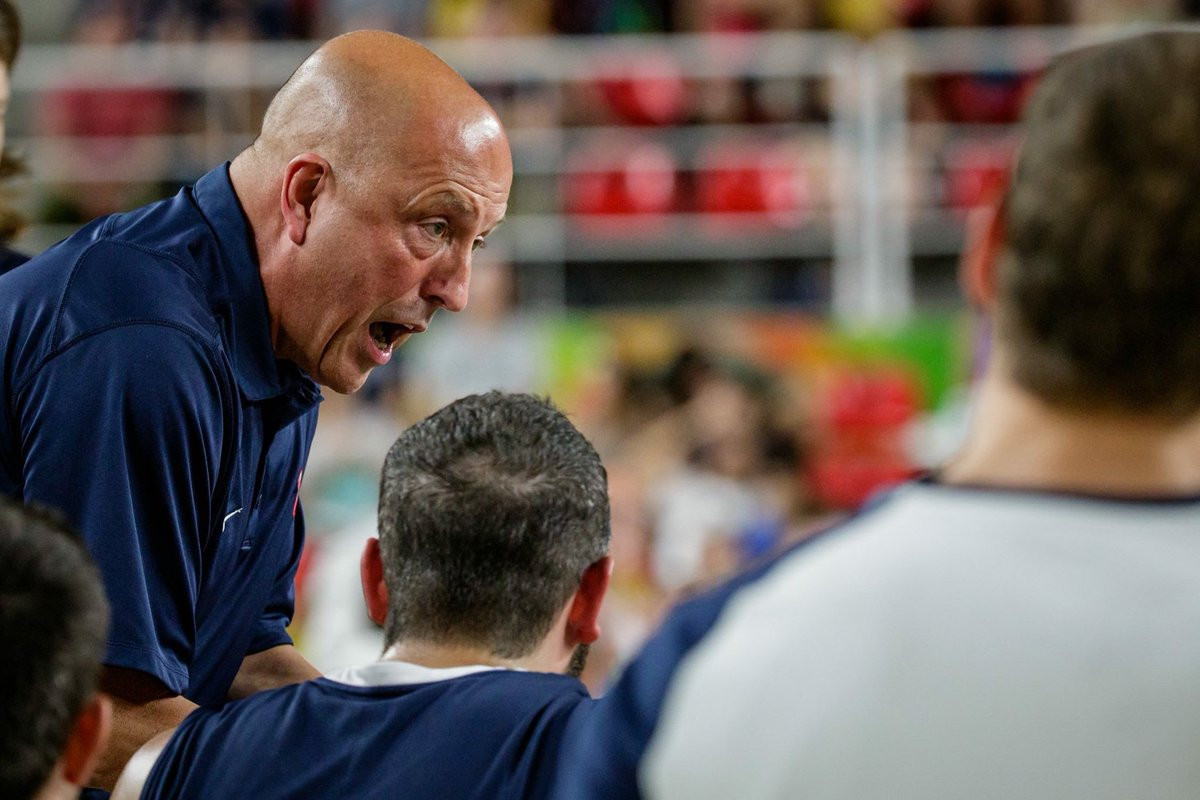 Lykins to continue as US men's national wheelchair basketball team head coach for 2019