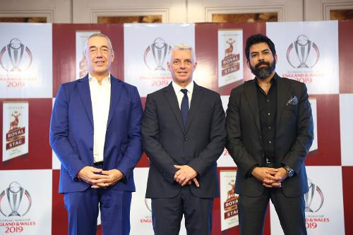 ICC announce five-year agreement with Indian whisky brand to sponsor its top events