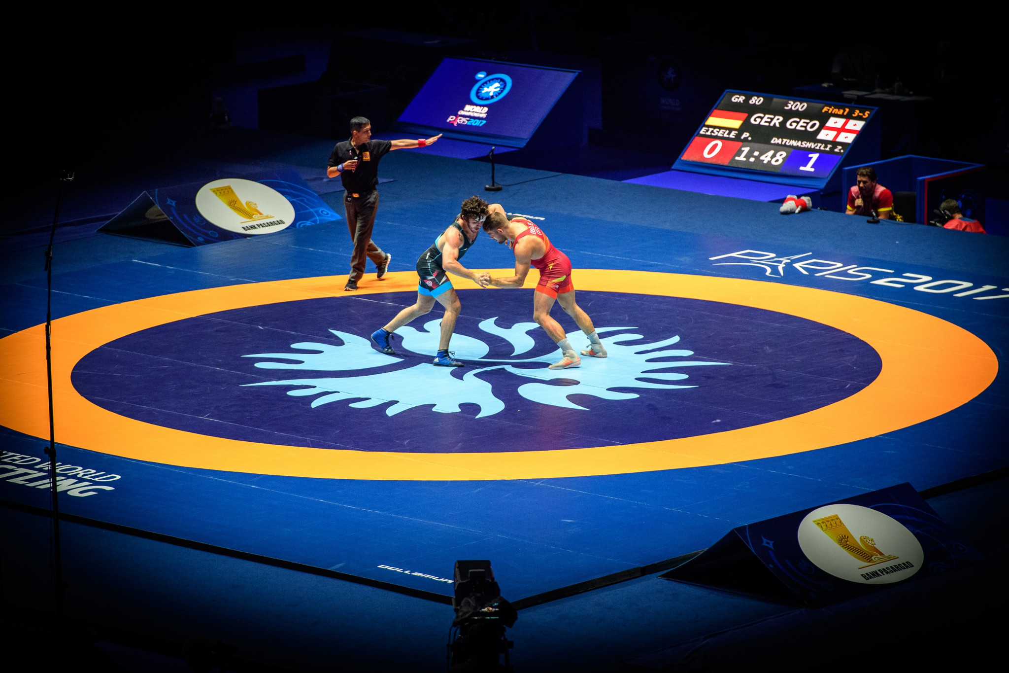United World Wrestling have announced changes to their 2019 Ranking Series ©UWW