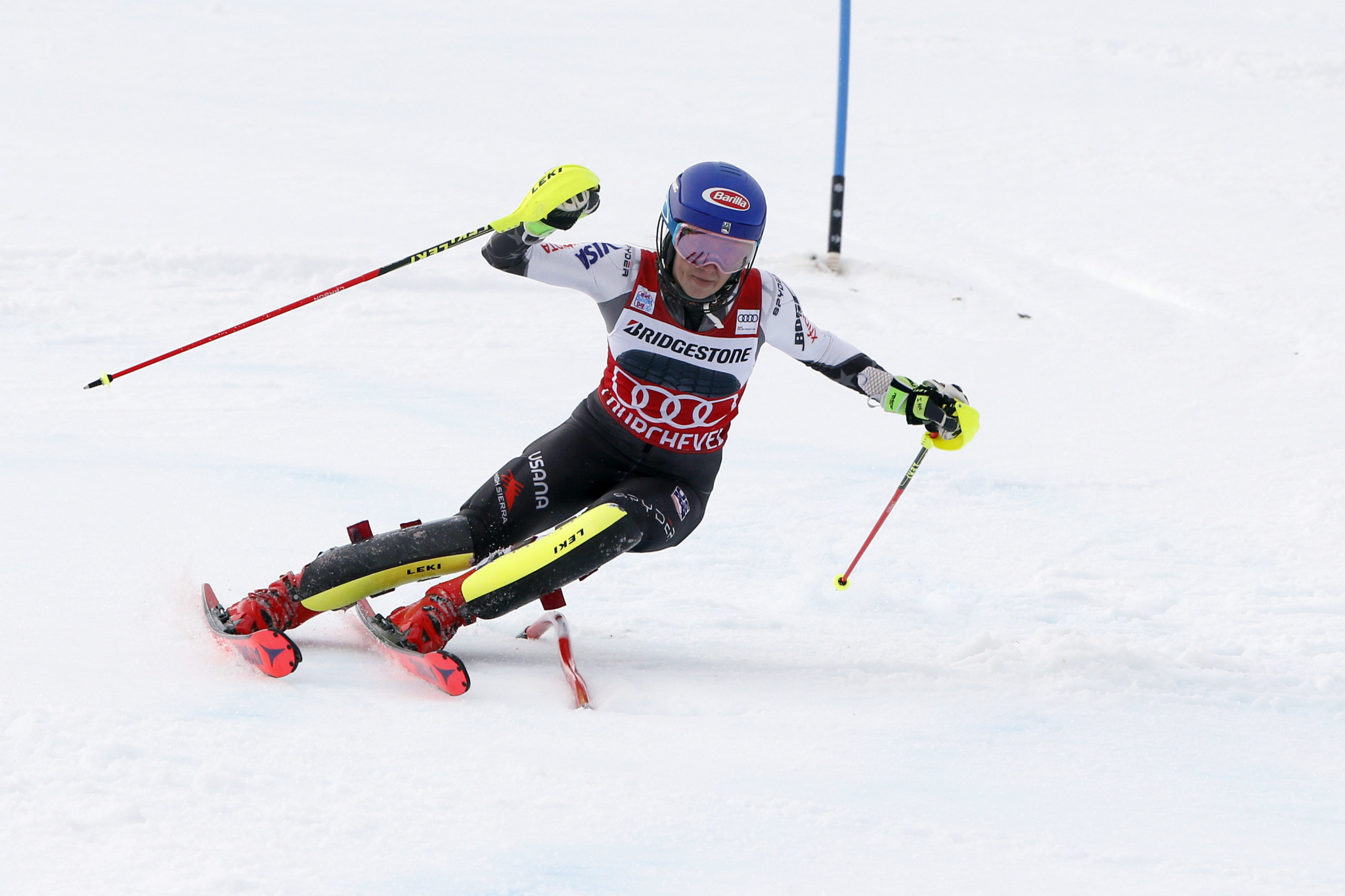 Mikaela Shiffrin will look to continue her unbeatable form in Semmering ©Getty Images