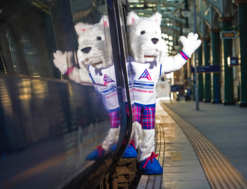 ScotRail becomes official partner of Glasgow 2019 European Athletics Indoor Championships