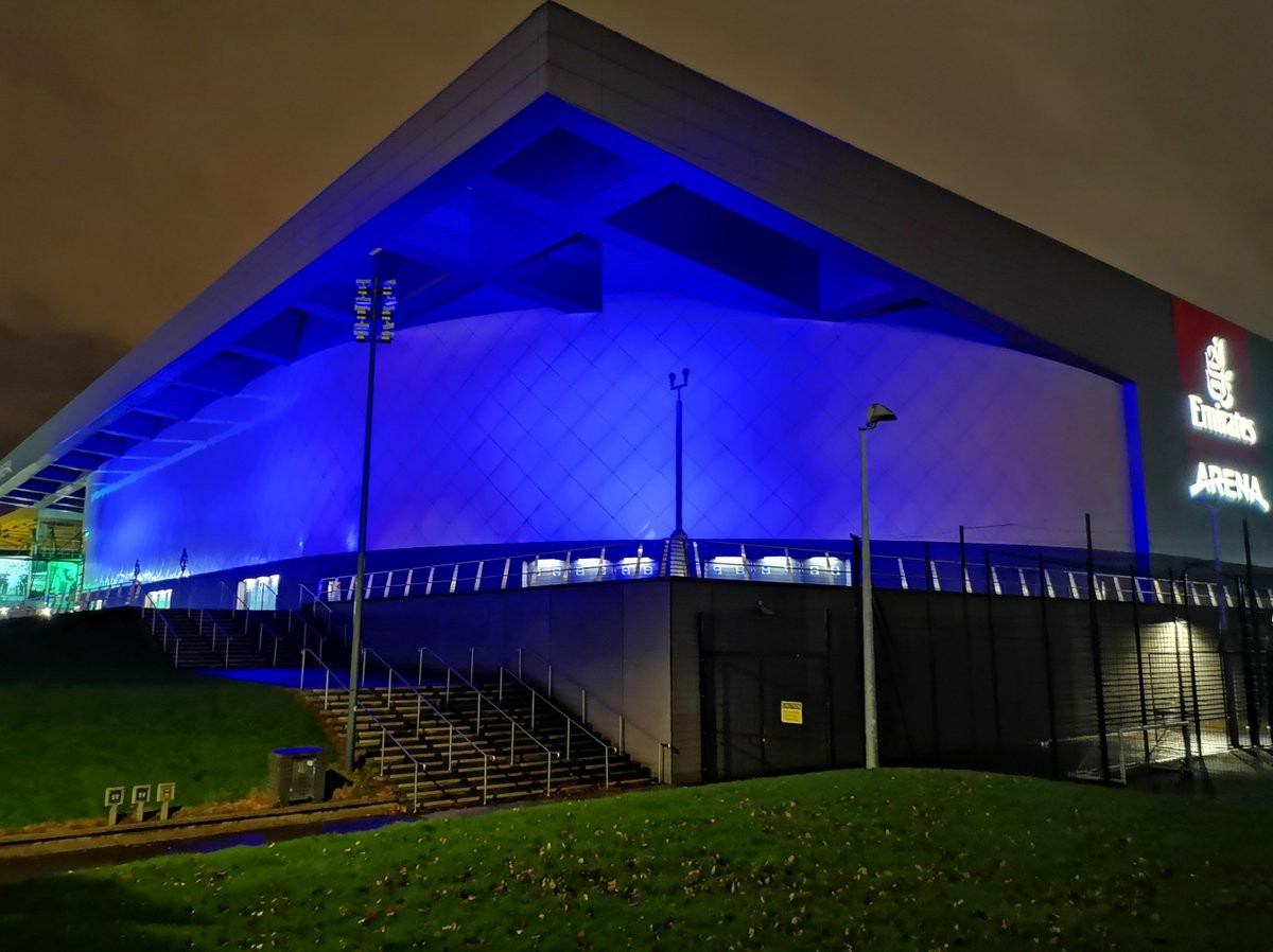 The 2019 Glasgow European Athletics Indoor Championships will take place at the Emirates Arena ©Emirates Arena