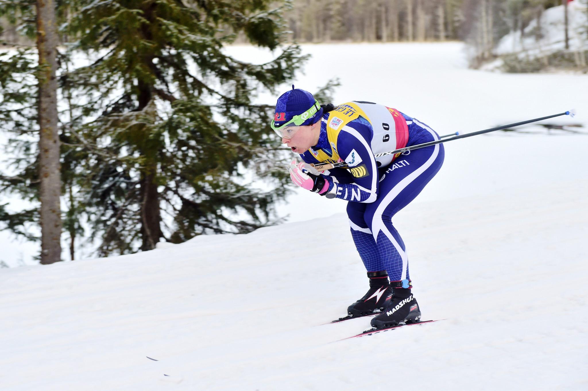 FInland's Krista Pärmäkoski will compete in the FIS Tour de Ski, starting tomorrow in Toblach ©Getty Images