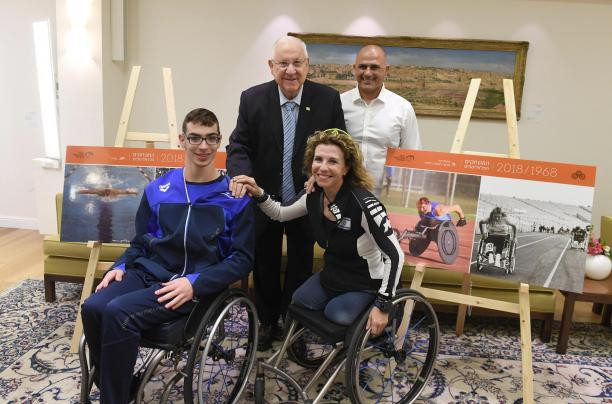 National Paralympic Committee of Israel holds event to mark 50th anniversary of 1968 Tel Aviv Games